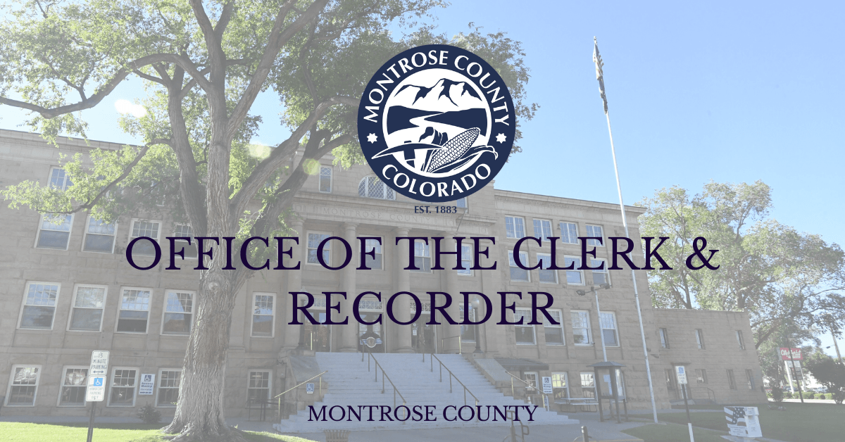 Clerk Recorder